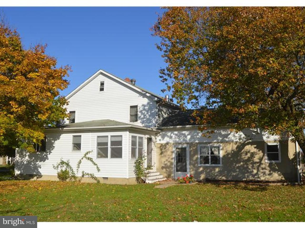 Single Family Home for Sale at 1950 PEARSONS CORNER Road Hartly, Delaware 19953 United States