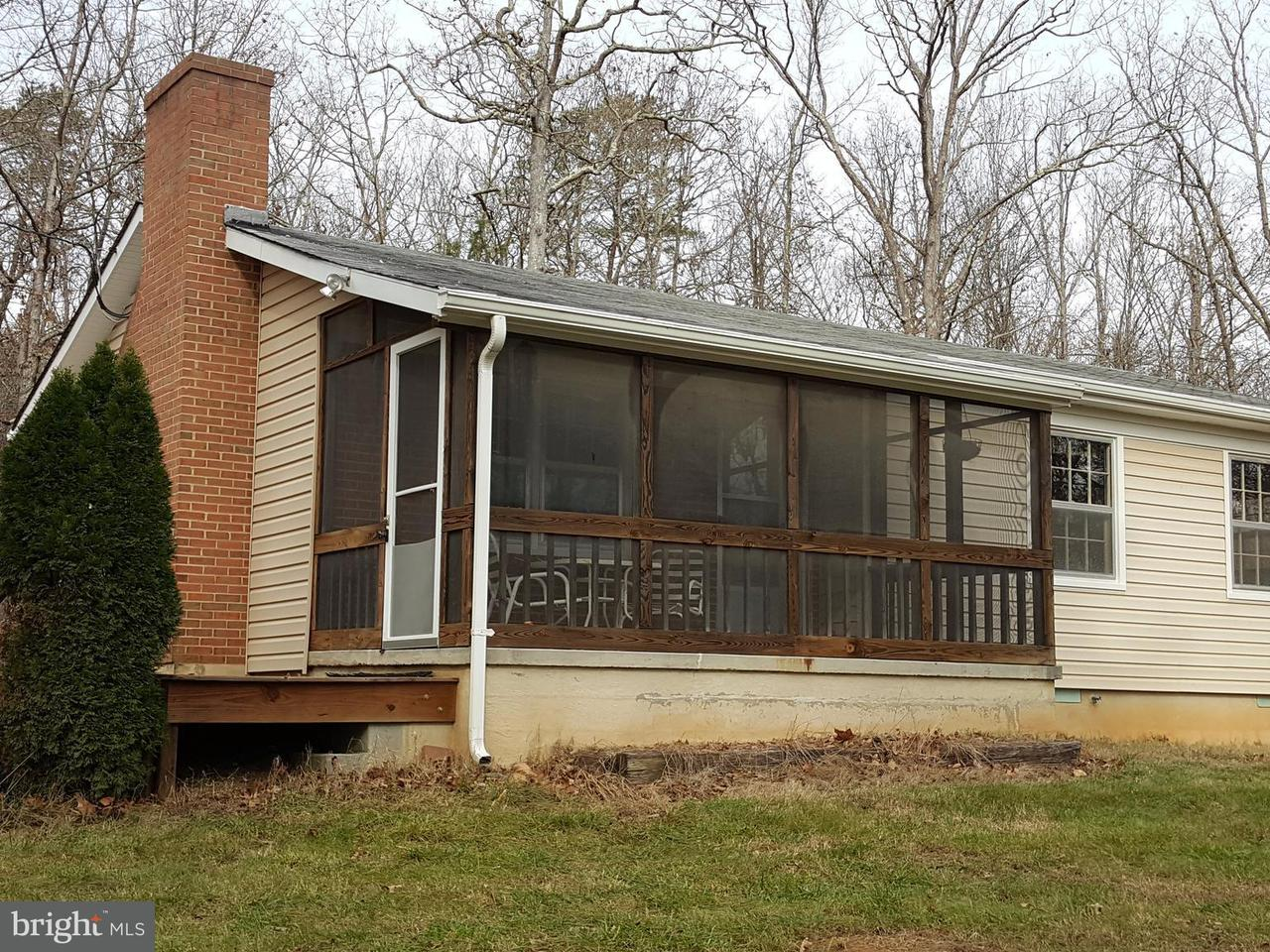 Single Family for Sale at 3321 Panhandle Rd Front Royal, Virginia 22630 United States
