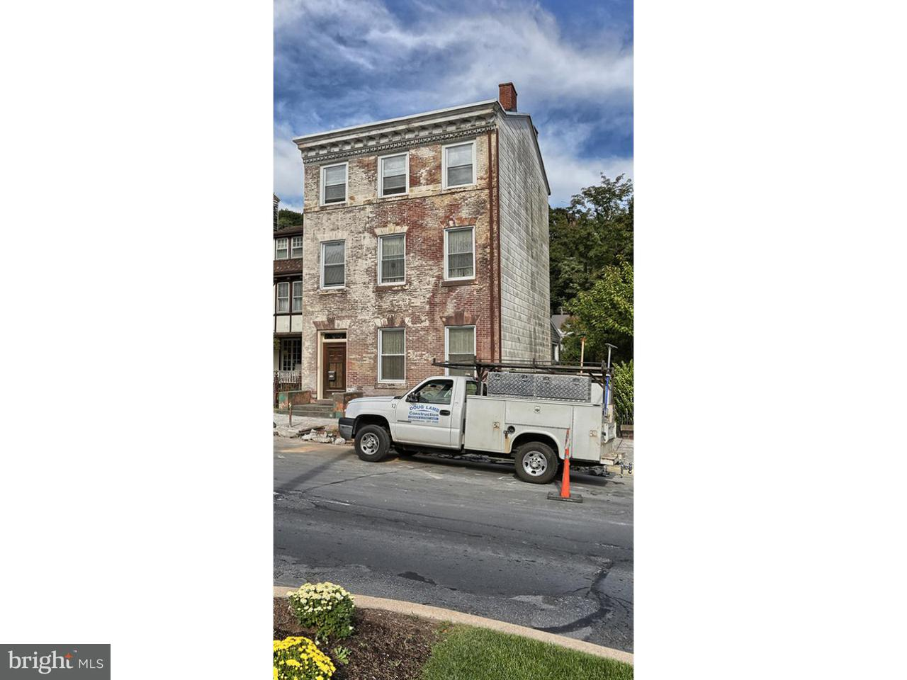 Single Family Home for Rent at 508 W MARKET ST #REAR Pottsville, Pennsylvania 17901 United States