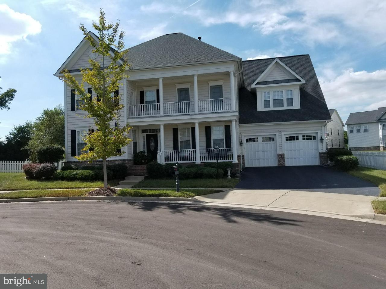 Single Family Home for Sale at 10938 A P HILL Court 10938 A P HILL Court Bristow, Virginia 20136 United States