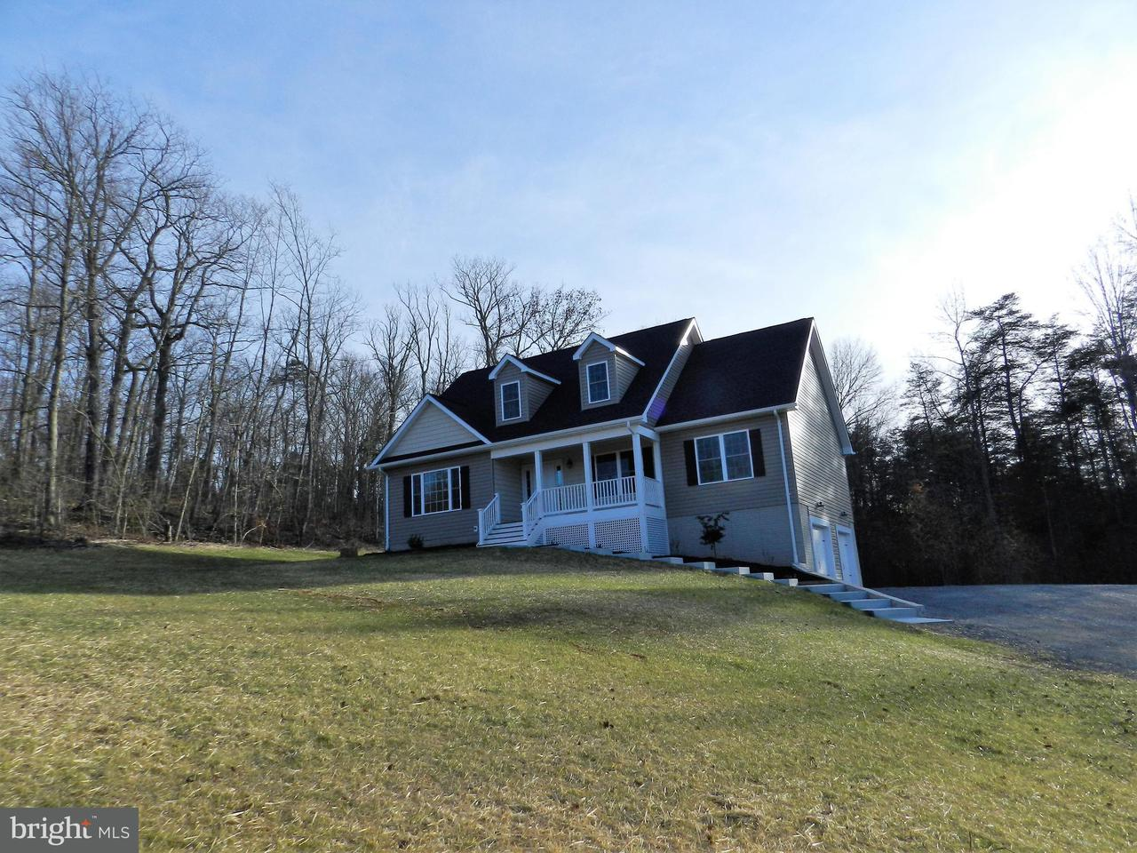 Single Family Home for Sale at SARAHS WAY SARAHS WAY Culpeper, Virginia 22701 United States