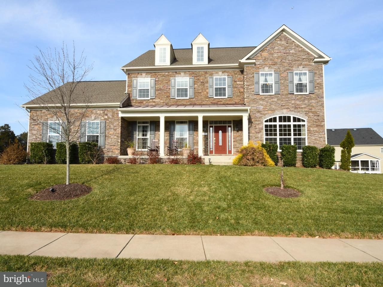Single Family Home for Sale at 41956 RIDING MILL Place 41956 RIDING MILL Place Ashburn, Virginia 20148 United States