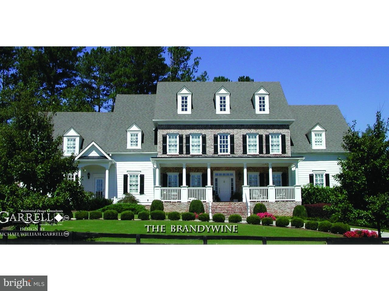 Частный односемейный дом для того Продажа на 301 OLD KENNETT Road Greenville, Делавэр 19807 Соединенные Штаты