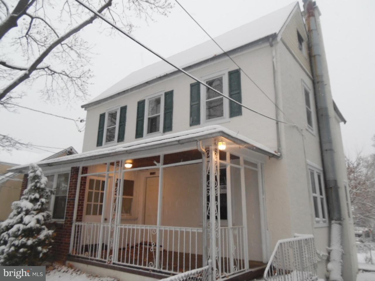 Частный односемейный дом для того Продажа на 1216 WOODLAND Avenue Sharon Hill, Пенсильвания 19079 Соединенные Штаты