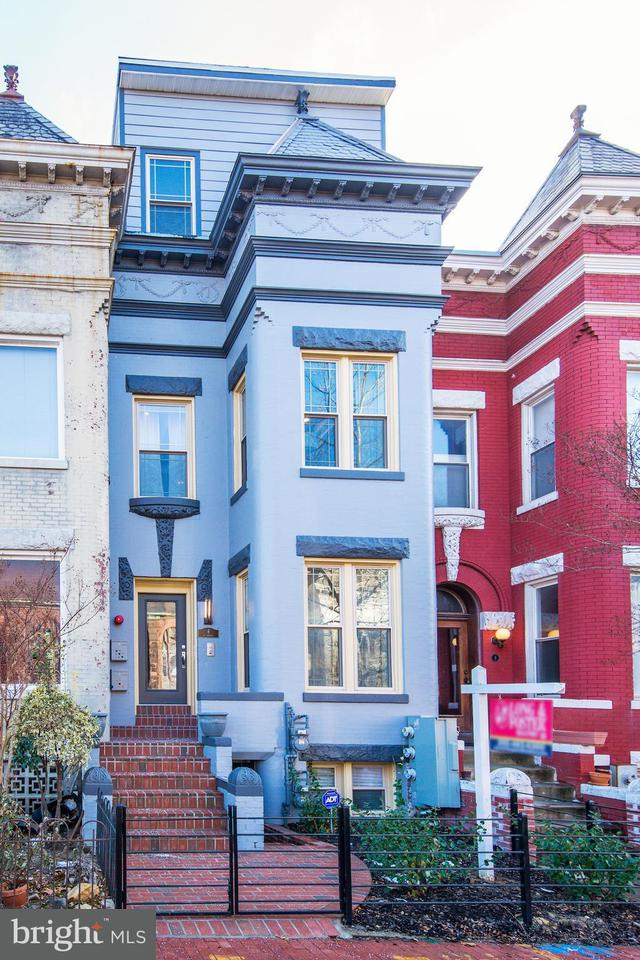 Duplex for Sale at 6 R St Nw #2 6 R St Nw #2 Washington, District Of Columbia 20001 United States