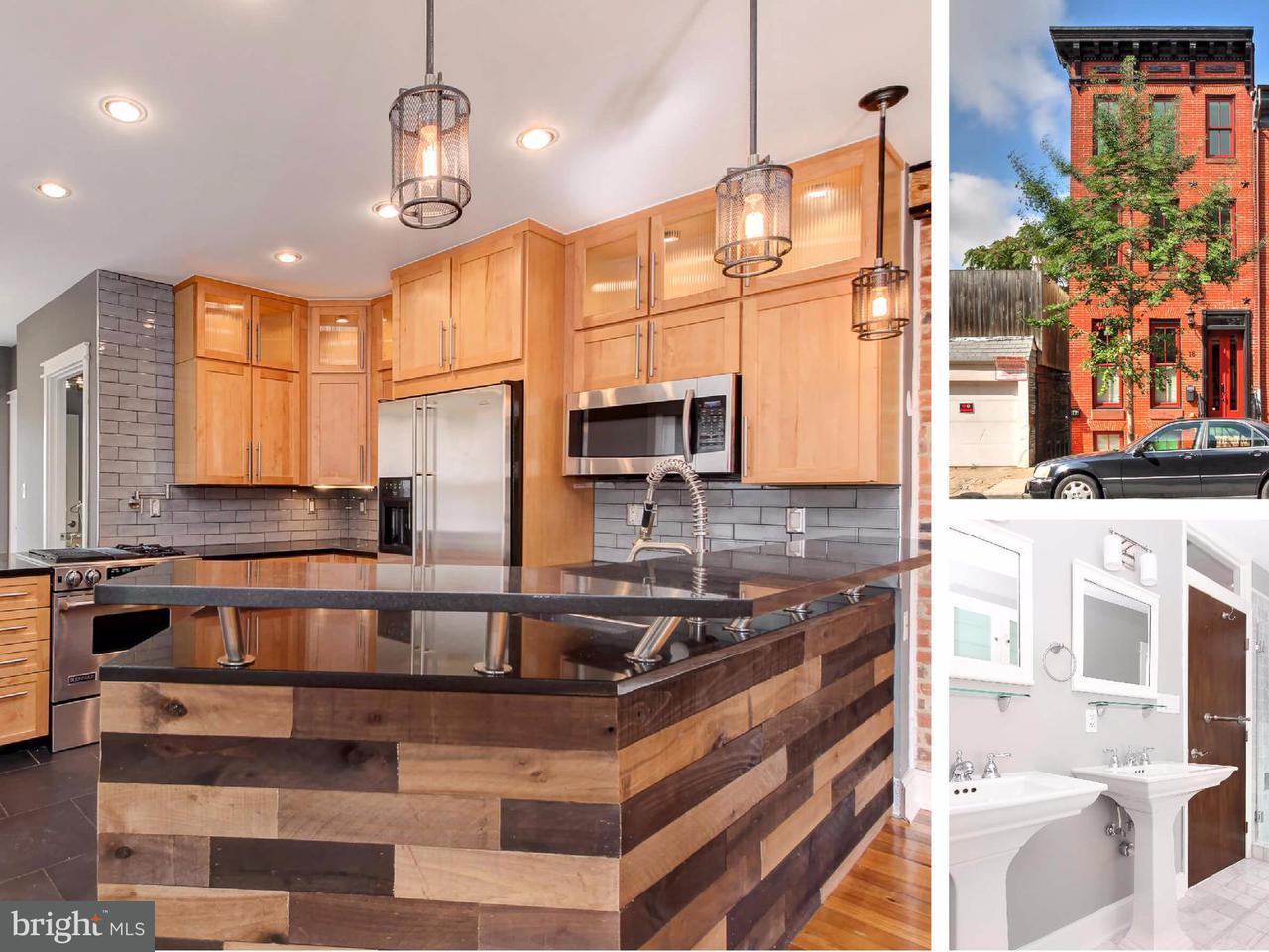 Huis voor meerdere gezinnen voor Verkoop een t 18 WOLFE ST S 18 WOLFE ST S Baltimore, Maryland 21231 Verenigde Staten