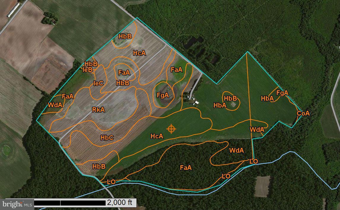 Terreno para Venda às 12145 GREGG RD E 12145 GREGG RD E Greensboro, Maryland 21639 Estados Unidos