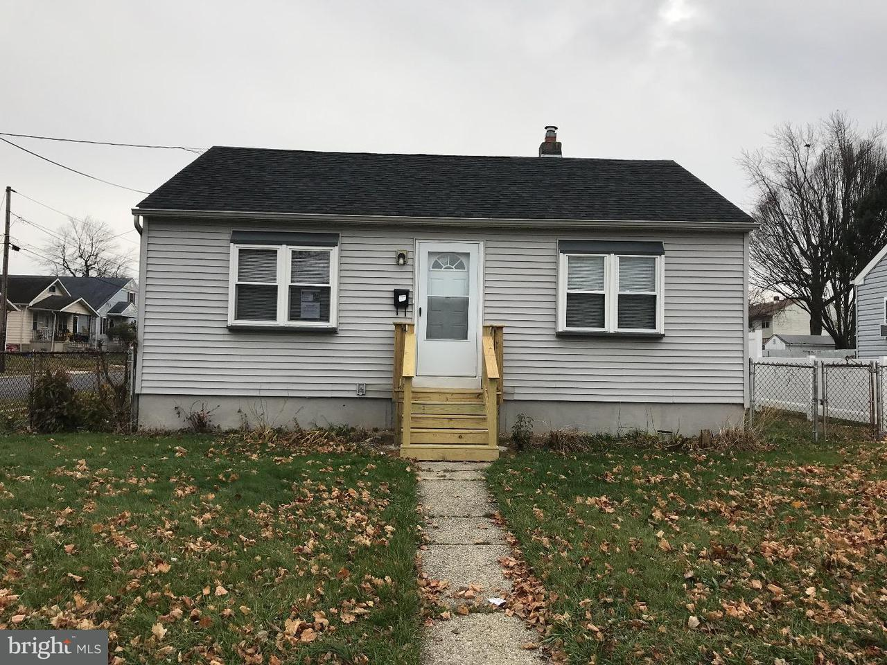 Частный односемейный дом для того Аренда на 246 CREEK Road Bellmawr, Нью-Джерси 08031 Соединенные Штаты