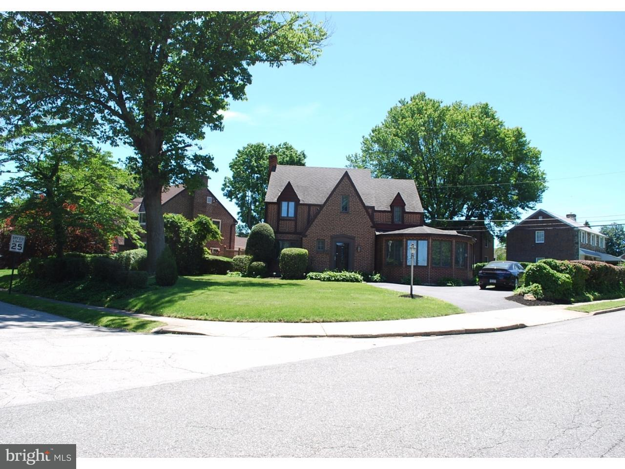 Single Family Home for Sale at 176 FRIENDSHIP Road Drexel Hill, Pennsylvania 19026 United States