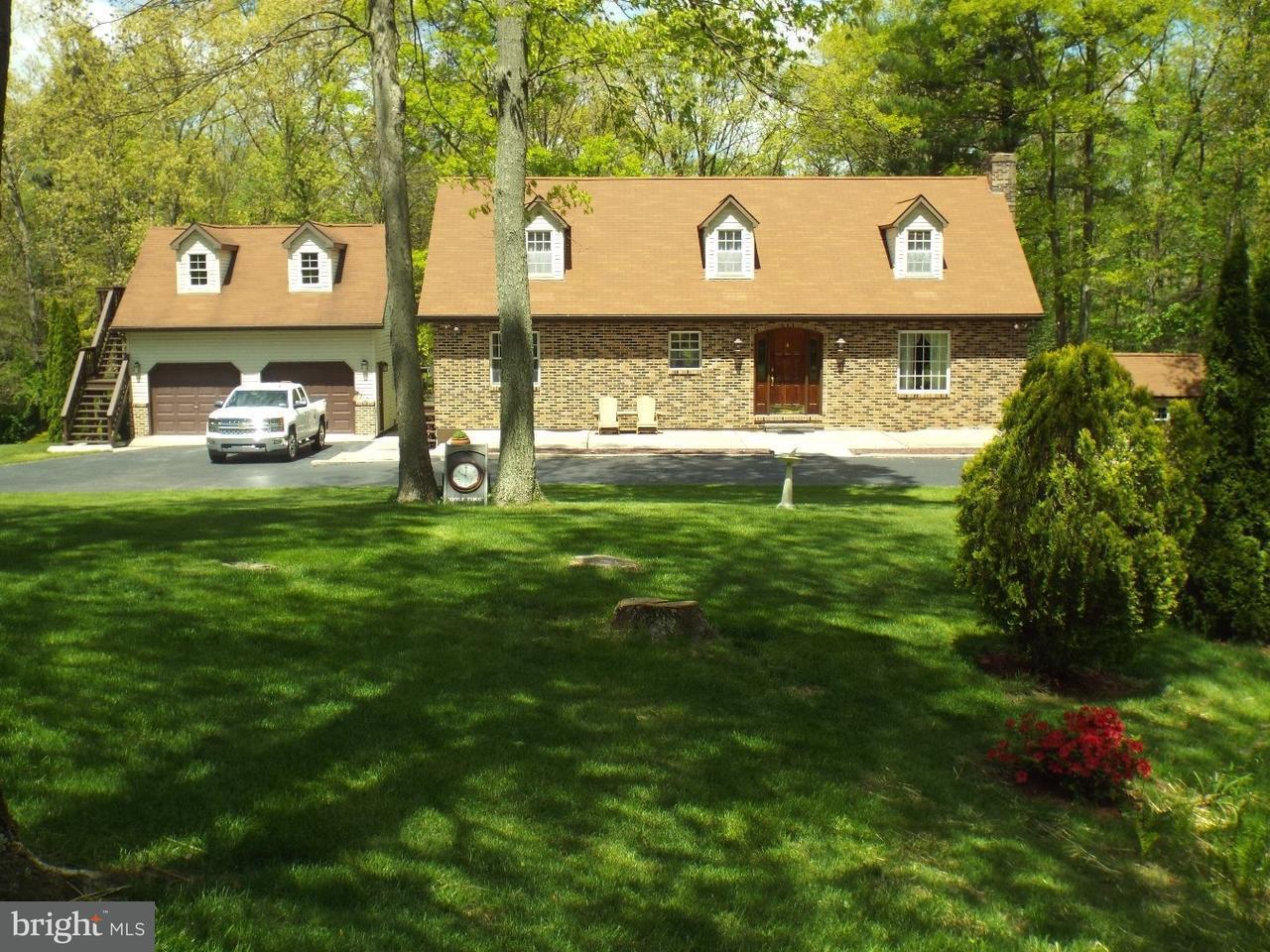 단독 가정 주택 용 매매 에 643 AIRPORT Road Ashland, 펜실바니아 17921 미국