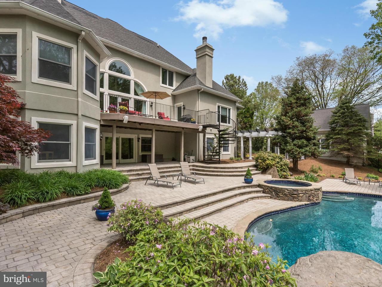 Maison unifamiliale pour l Vente à 1228 ALGONQUIN Road 1228 ALGONQUIN Road Crownsville, Maryland 21032 États-Unis