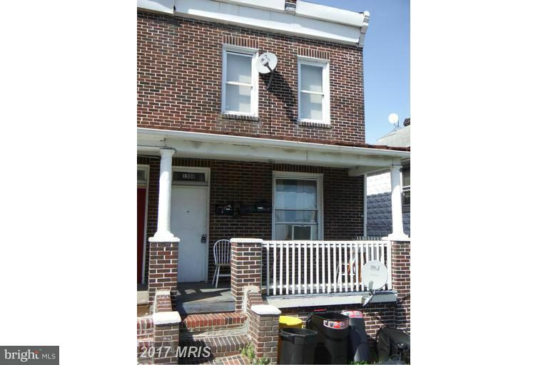 Other Residential for Sale at 1508 Hazel St Baltimore, Maryland 21226 United States
