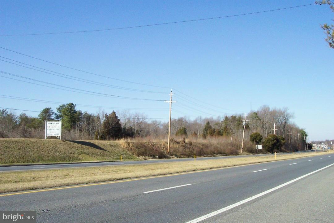 Terrain pour l Vente à CRAIN HWY CRAIN HWY La Plata, Maryland 20646 États-Unis