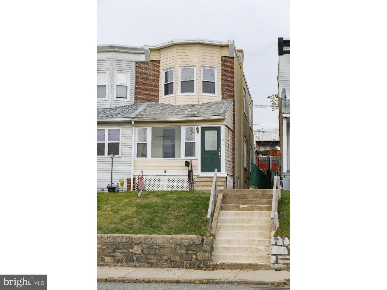 Townhouse for Sale at 170 W RIDGE Road Linwood, Pennsylvania 19061 United States