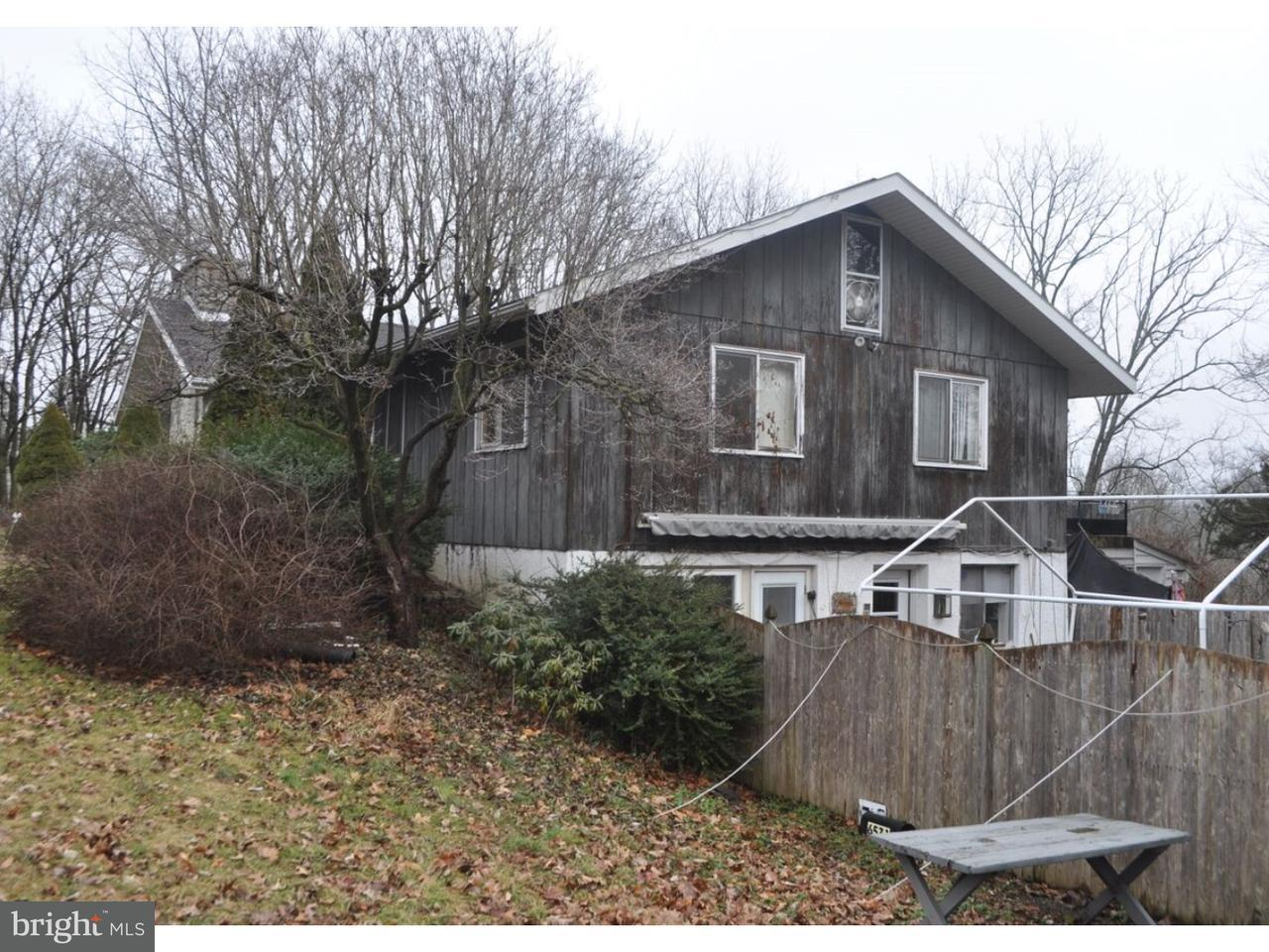 Single Family Home for Sale at 6531 UPPER RIDGE Road Green Lane, Pennsylvania 18054 United States