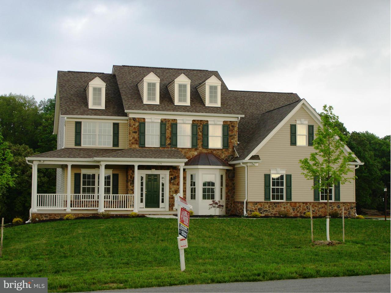 Single Family Home for Sale at 18 QUIET MEADOW WAY 18 QUIET MEADOW WAY Hampstead, Maryland 21074 United States