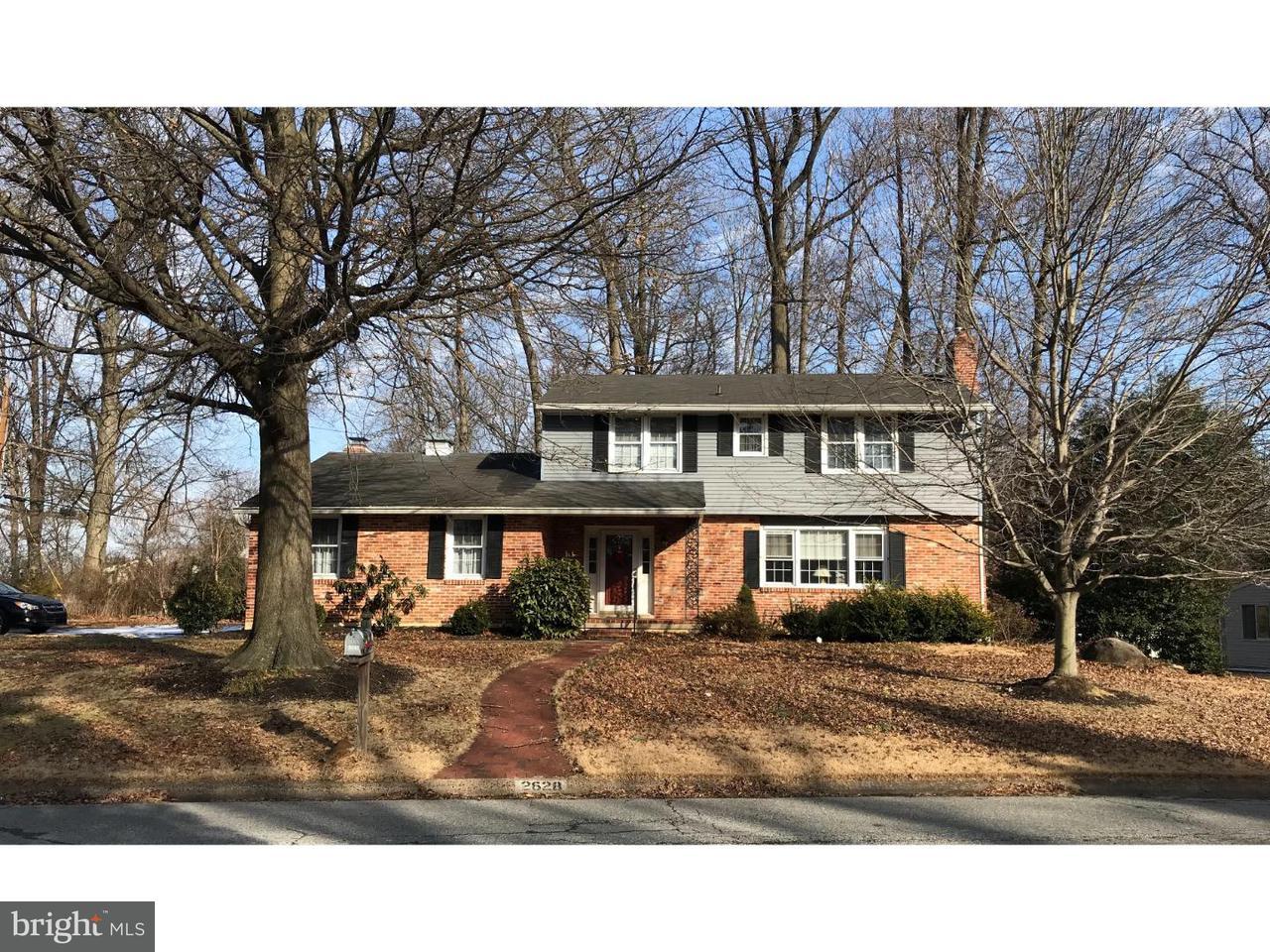 Enfamiljshus för Försäljning vid 2628 MAJESTIC Drive Talleyville, Delaware 19810 Usa