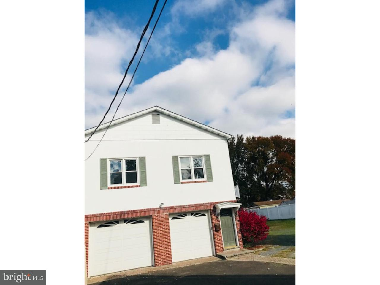 Single Family Home for Rent at 371 S MAPLE Avenue Maple Shade, New Jersey 08052 United States