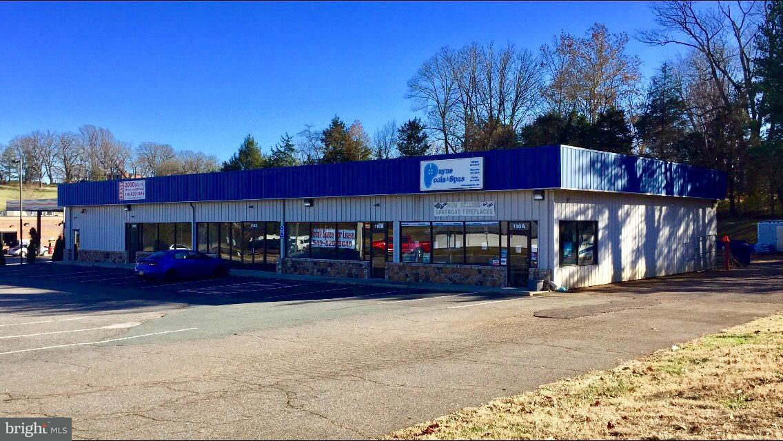 Commercieel voor Verkoop een t 110 BERRY HILL Road 110 BERRY HILL Road Orange, Virginia 22960 Verenigde Staten