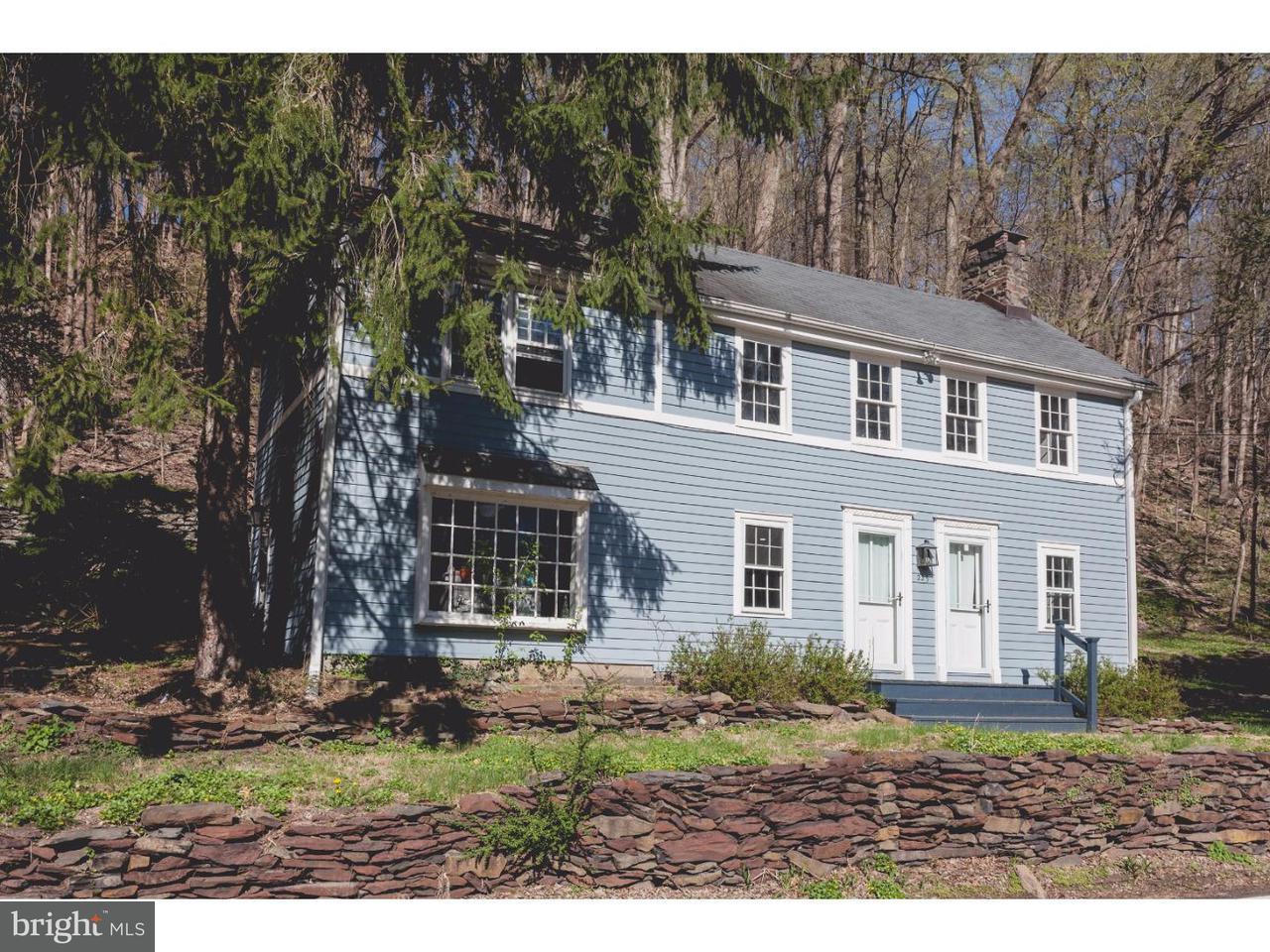 Casa Unifamiliar por un Alquiler en 225 RIVER Road Pipersville, Pennsylvania 18947 Estados Unidos
