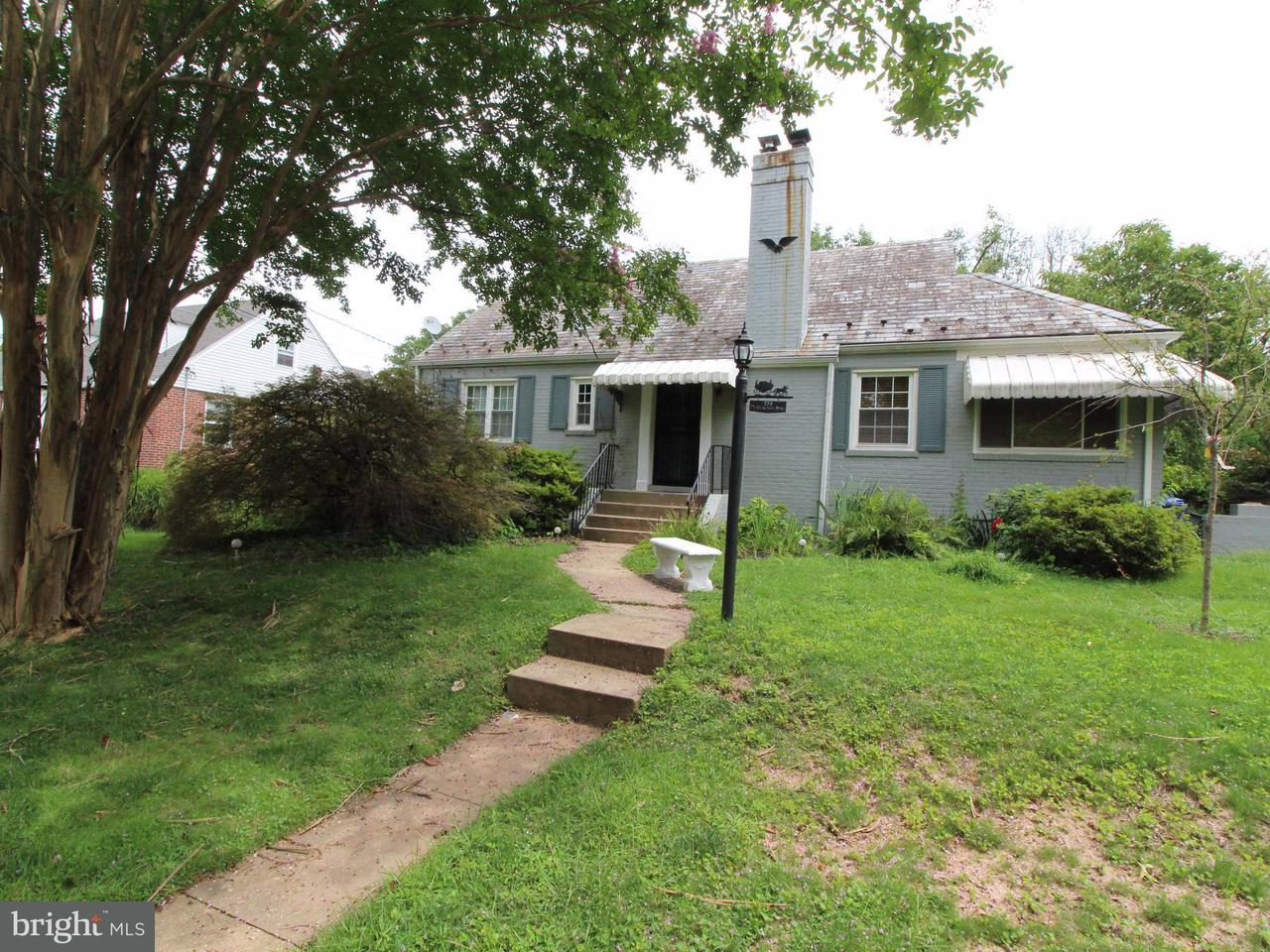 Single Family Home for Sale at 728 DARTMOUTH Avenue 728 DARTMOUTH Avenue Silver Spring, Maryland 20910 United States