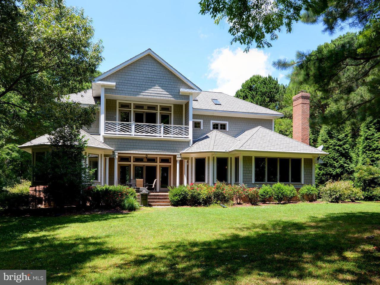 Maison unifamiliale pour l Vente à 3761 Margits Lane 3761 Margits Lane Trappe, Maryland 21673 États-Unis