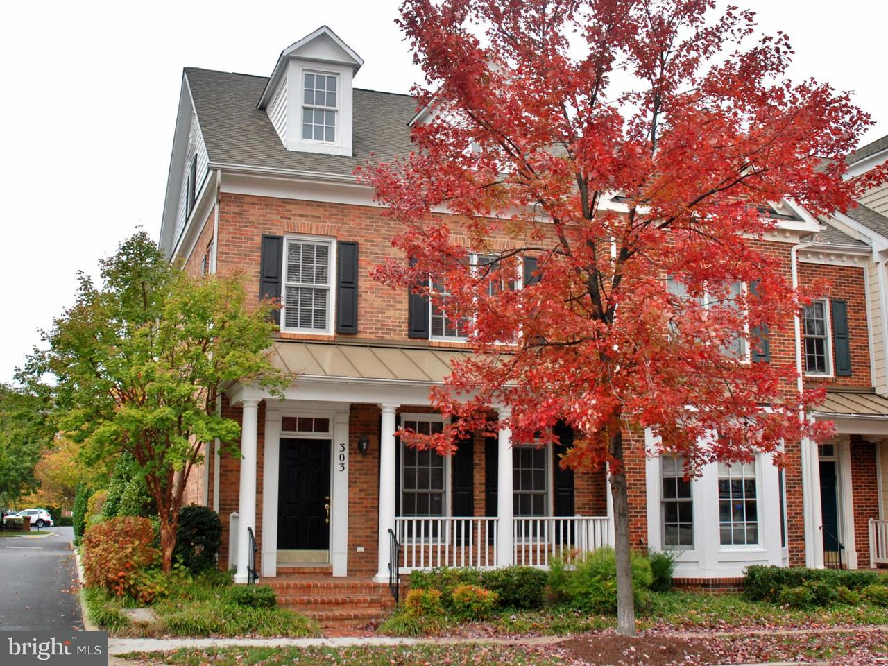 Single Family for Sale at 303 Casey Ln Rockville, Maryland 20850 United States