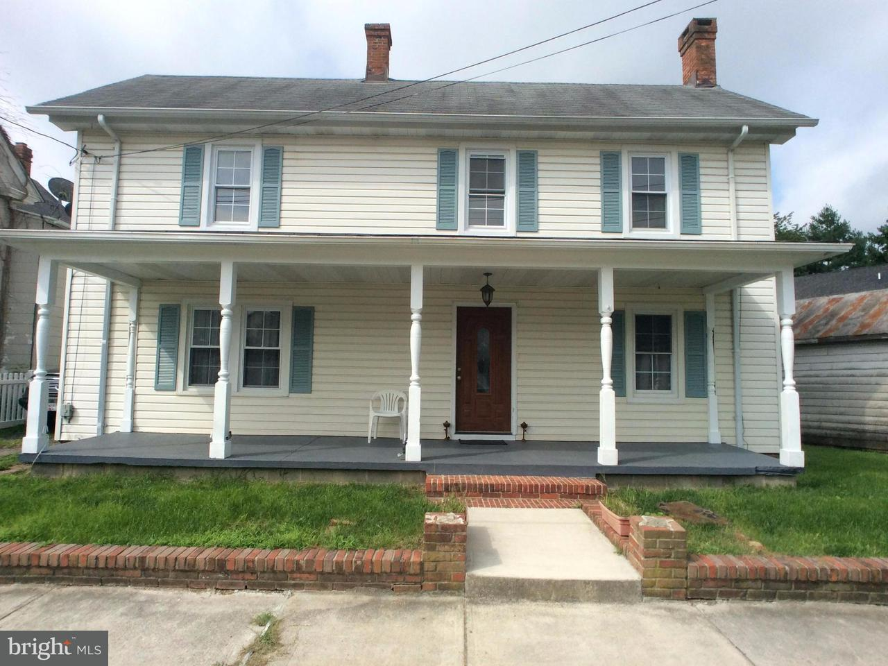 Single Family for Sale at 13608 Main St Queen Anne, Maryland 21657 United States