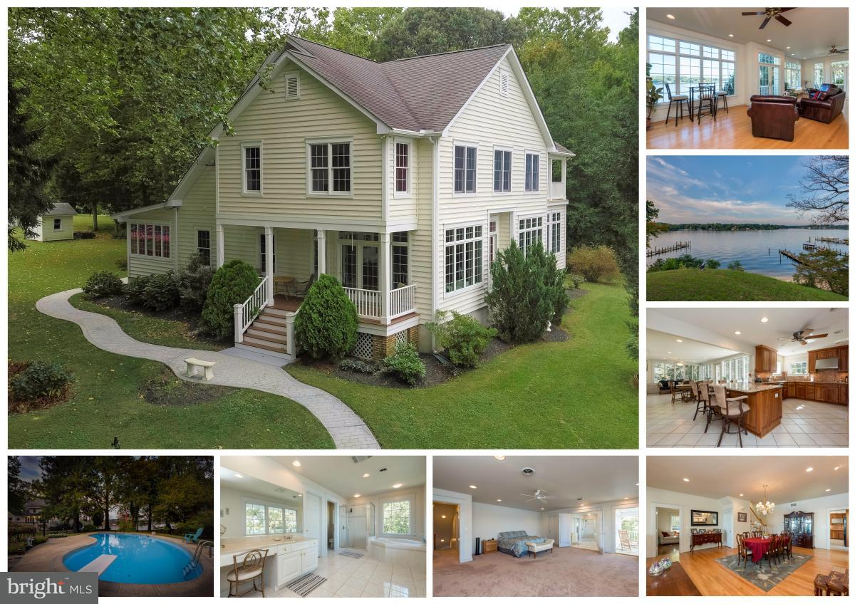 Частный односемейный дом для того Продажа на 962 SEVARDEN Lane 962 SEVARDEN Lane Crownsville, Мэриленд 21032 Соединенные Штаты