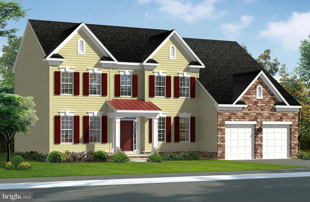 Eensgezinswoning voor Verkoop een t Greenhill Farm Ln #Rosecliff 2 Plan Greenhill Farm Ln #Rosecliff 2 Plan Shepherdstown, West Virginia 25443 Verenigde Staten