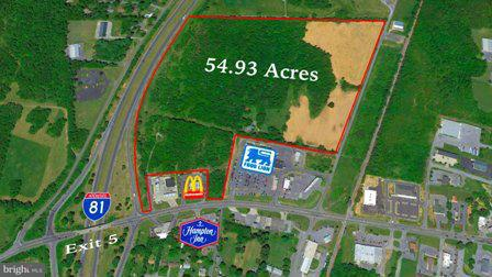 Commercial for Sale at OFF ROUTE 51/PILGRIM Street OFF ROUTE 51/PILGRIM Street Inwood, West Virginia 25428 United States