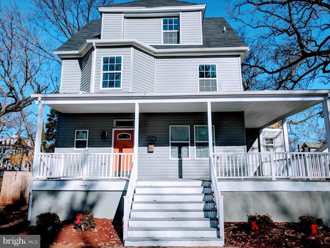Single Family for Sale at 3708 W Forest Park Ave Baltimore, Maryland 21216 United States