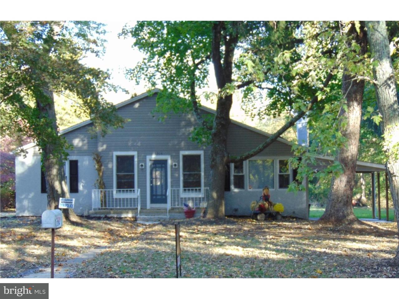 独户住宅 为 出租 在 1314 HERBERT BLVD Williamstown, 新泽西州 08094 美国在/周边: Monroe Township