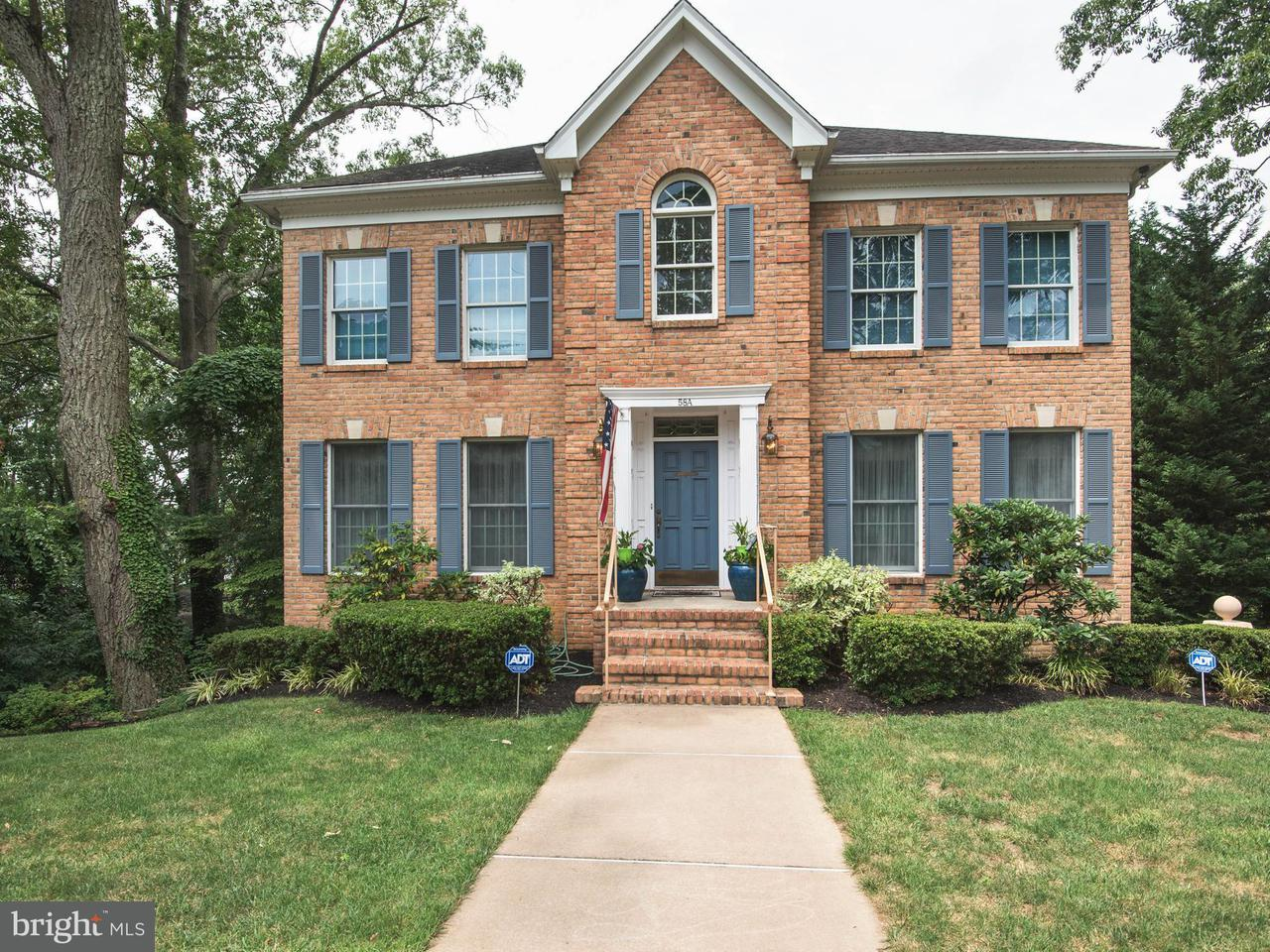 Single Family Home for Sale at 58A RIVERSIDE Drive 58A RIVERSIDE Drive Severna Park, Maryland 21146 United States