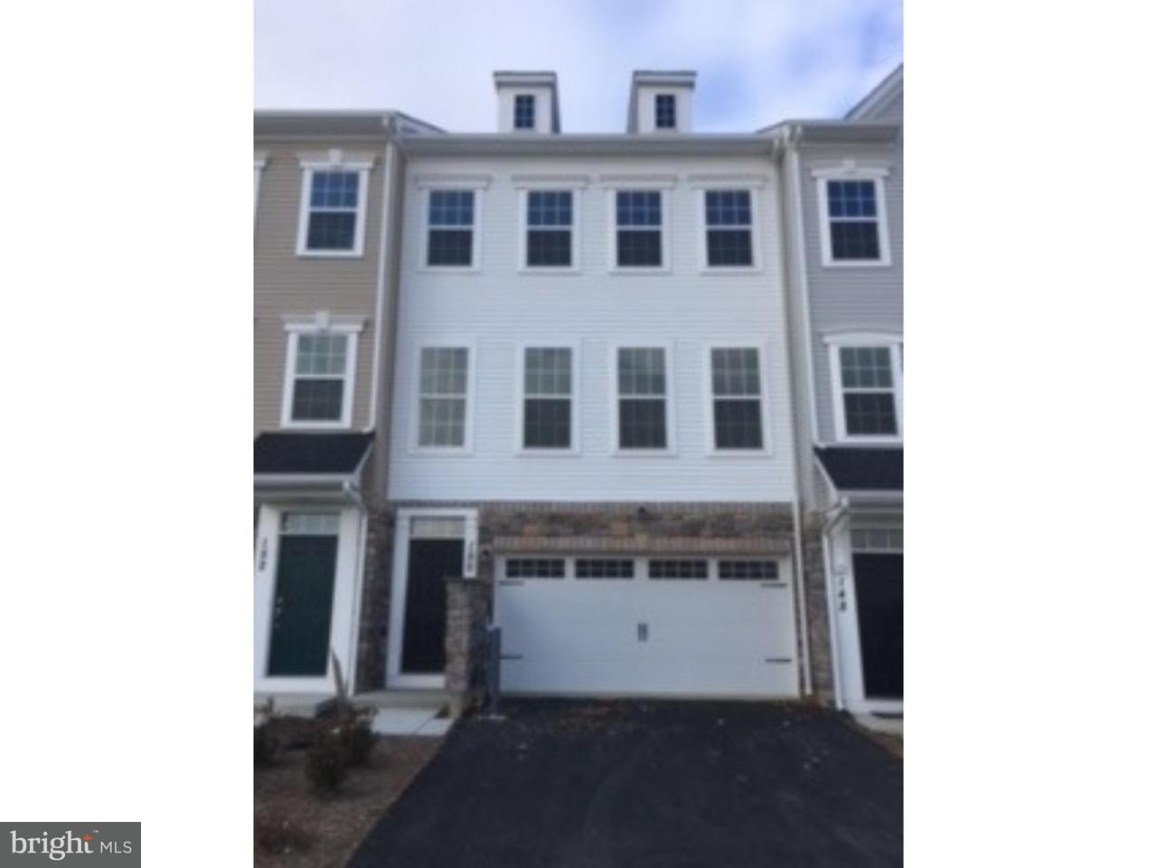 Townhouse for Rent at 150 JENNY Drive Bear, Delaware 19701 United States