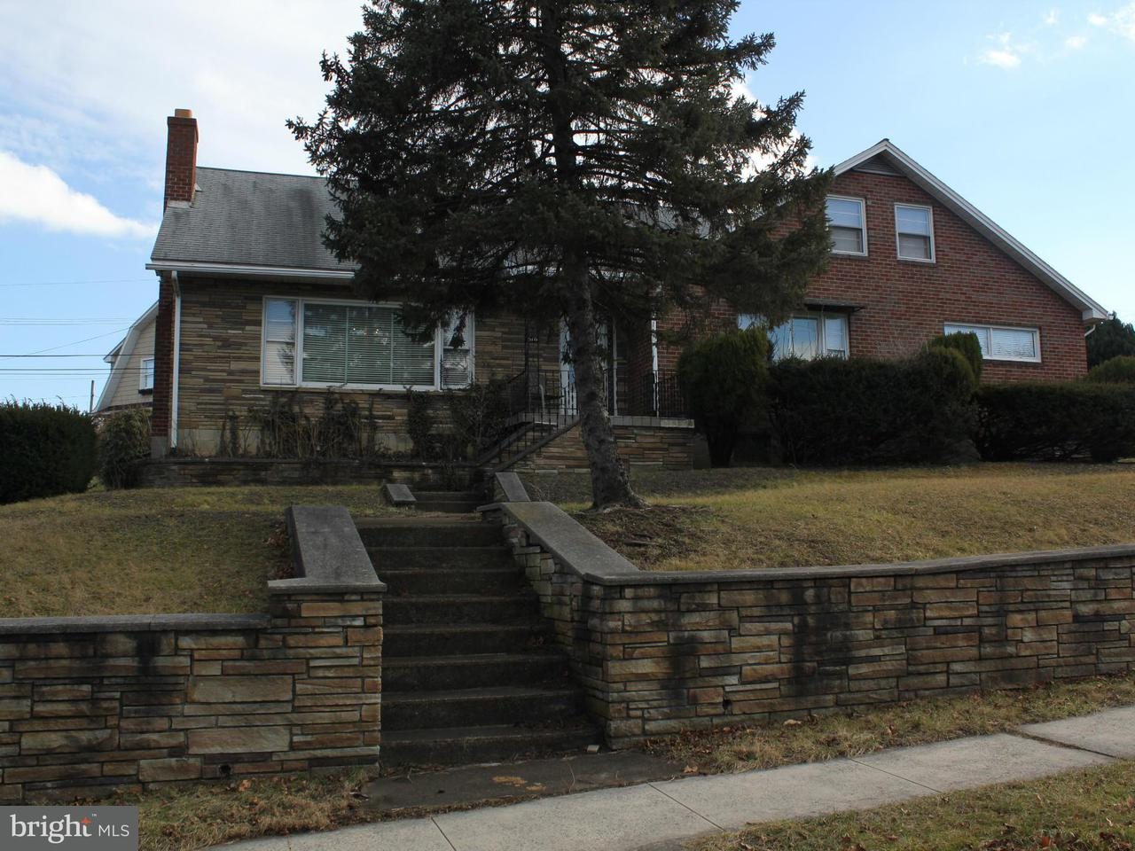 Single Family for Sale at 616 Hill Top Dr Cumberland, Maryland 21502 United States