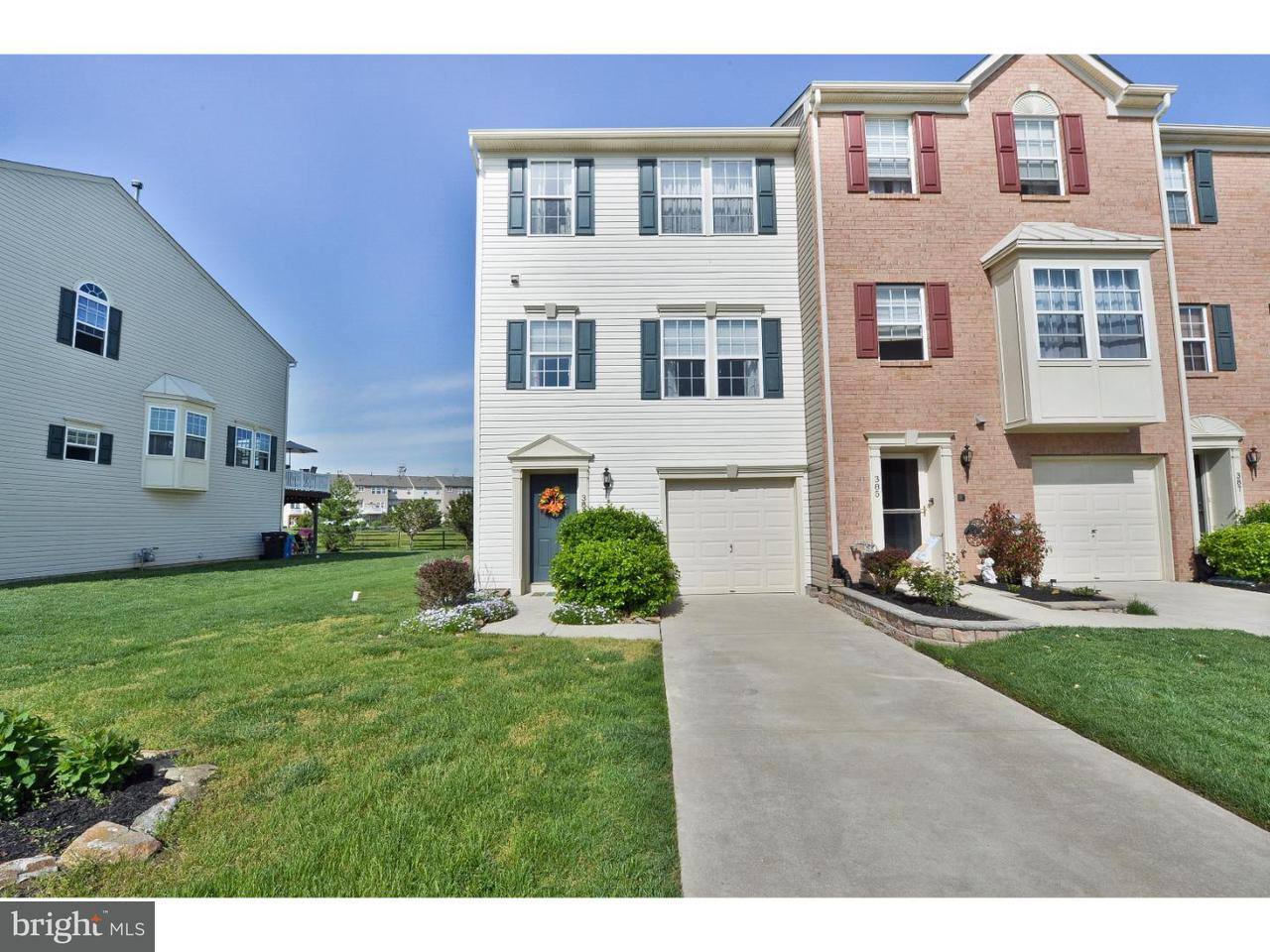 Townhouse for Rent at 383 CONCETTA Drive Mount Royal, New Jersey 08061 United States