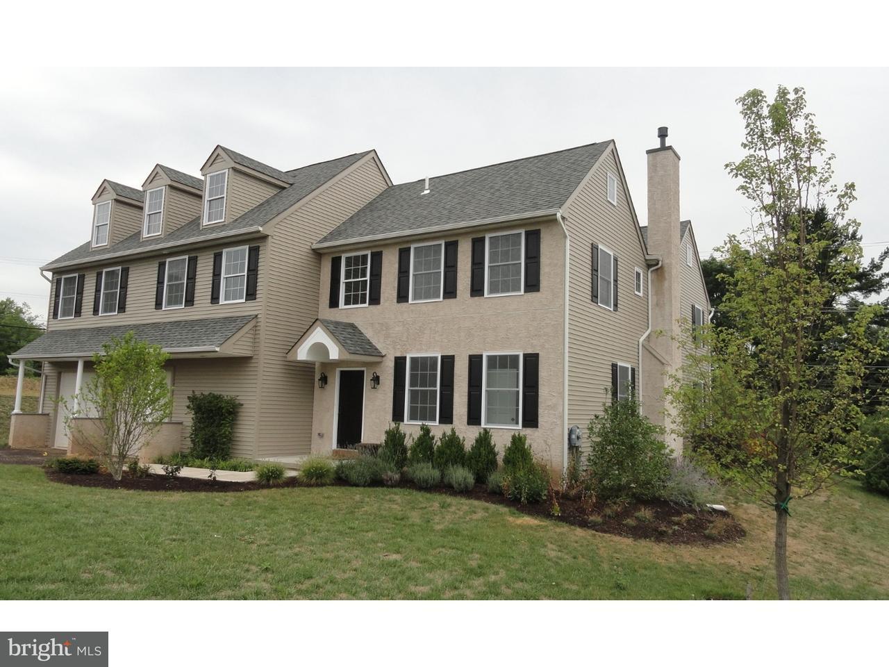 Частный односемейный дом для того Аренда на 4223 FERGUSON Drive Doylestown, Пенсильвания 18901 Соединенные Штаты