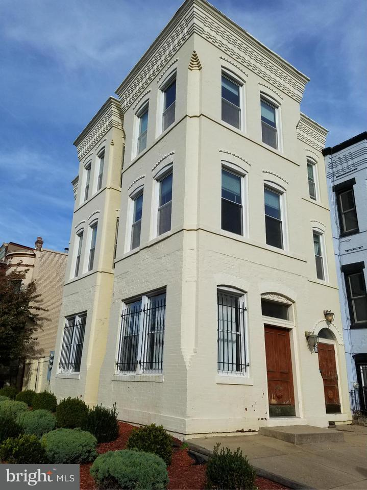 Townhouse for Sale at 85 R ST NW 85 R ST NW Washington, District Of Columbia 20001 United States