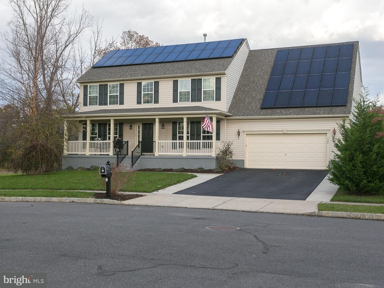 Maison unifamiliale pour l Vente à 722 VARGA Circle Florence, New Jersey 08518 États-Unis