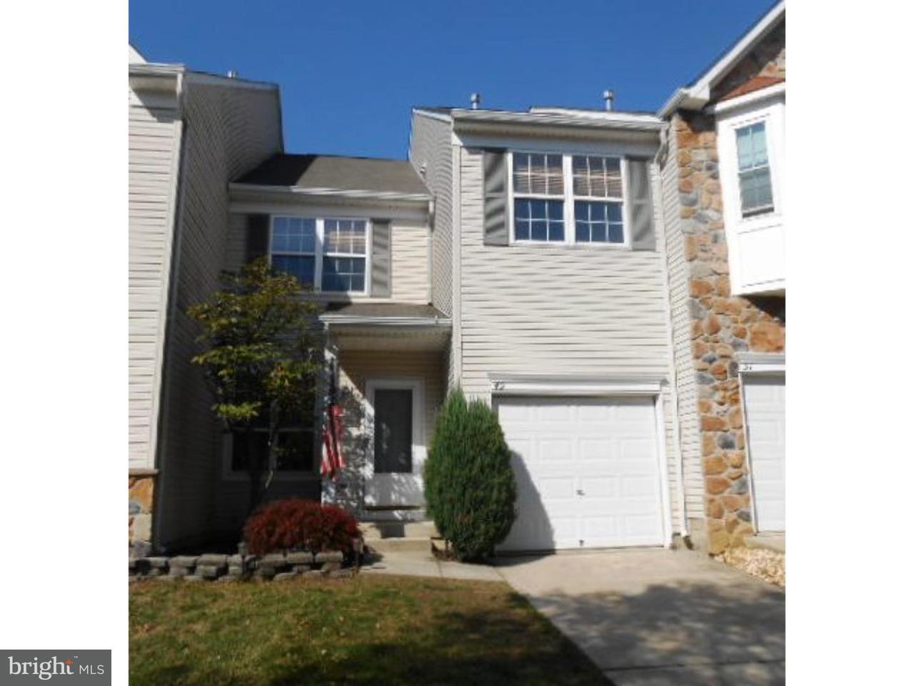 Maison accolée pour l à louer à 49 HASTINGS Lane Hainesport, New Jersey 08036 États-Unis