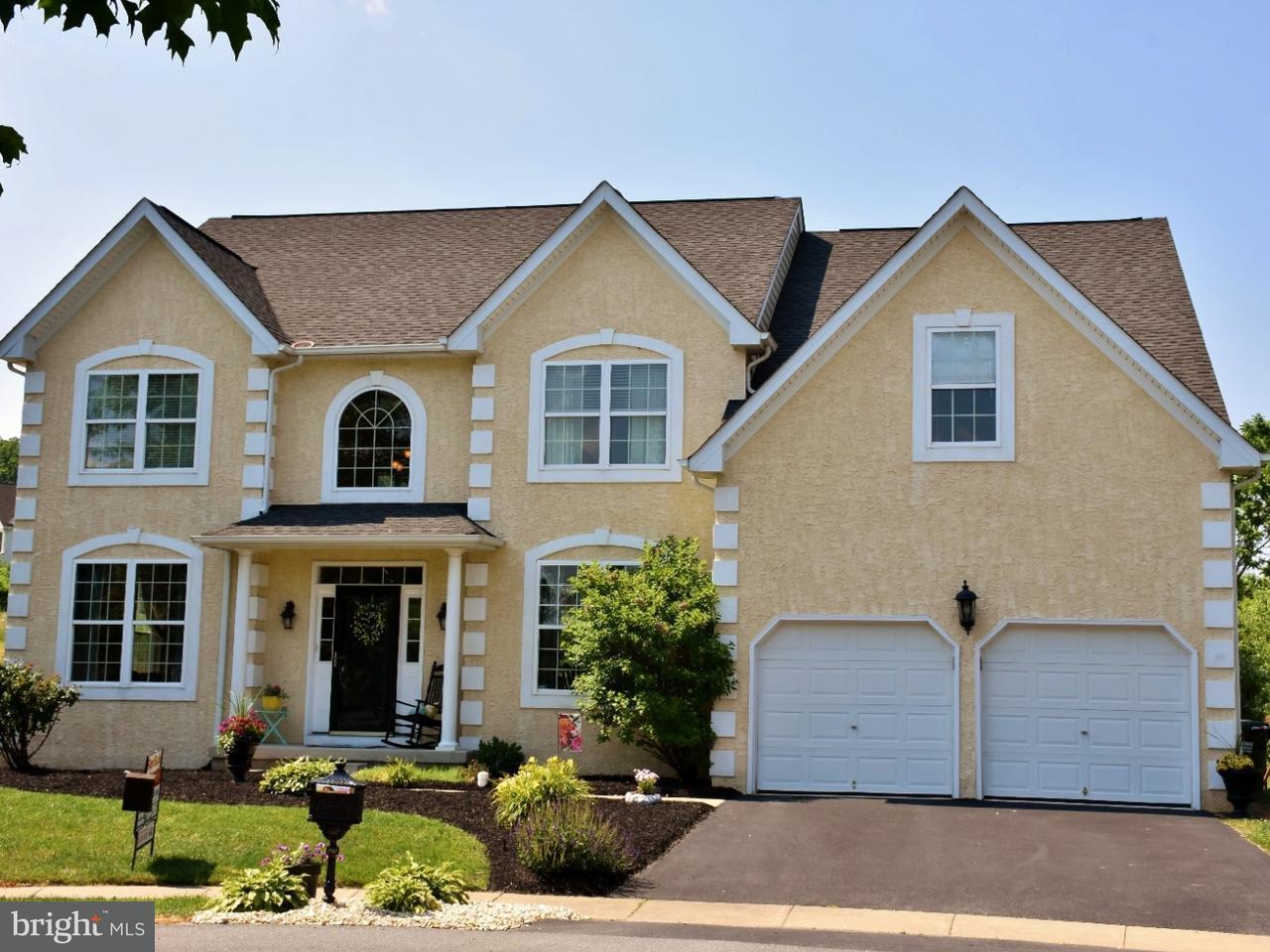 Частный односемейный дом для того Продажа на 605 HEATHERBROOK Court Avondale, Пенсильвания 19311 Соединенные Штаты