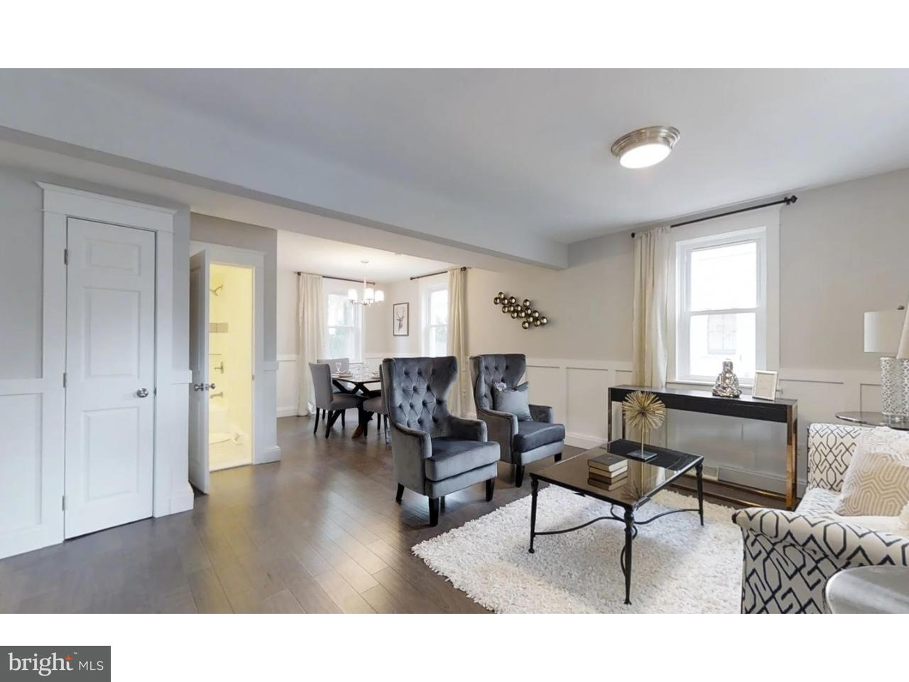 Single Family Home for Sale at 1721 MAPLE Avenue Haddon Heights, New Jersey 08035 United States