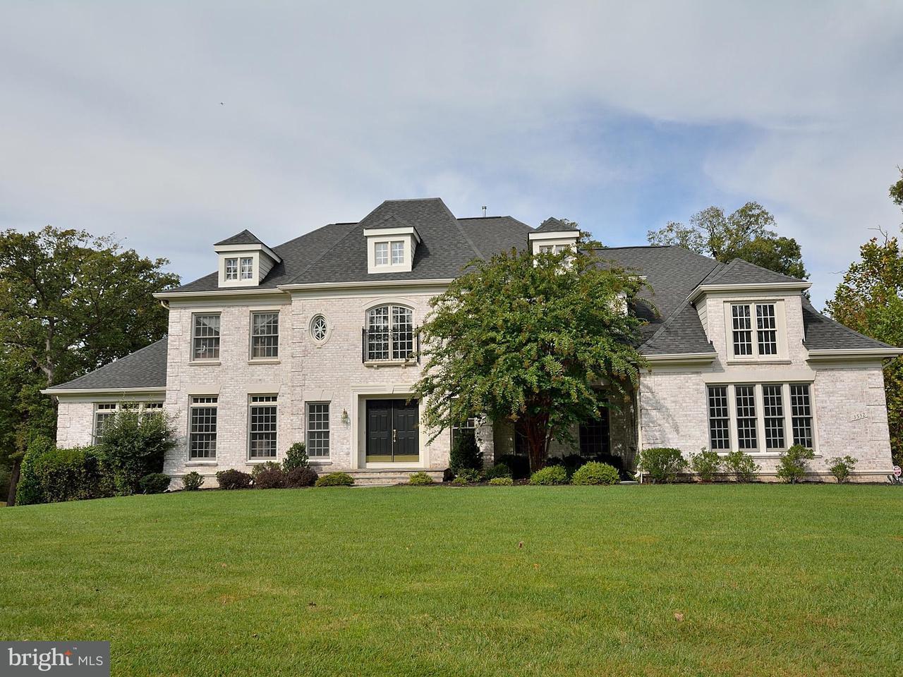 獨棟家庭住宅 為 出售 在 3532 SAINT AUGUSTINE Lane 3532 SAINT AUGUSTINE Lane Oakton, 弗吉尼亞州 22124 美國