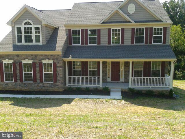 Single Family Home for Sale at 1341 RYAN Road 1341 RYAN Road Fallston, Maryland 21047 United States