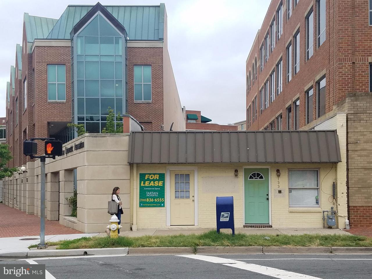 Commercieel voor Verkoop een t 133 S. PEYTON Street 133 S. PEYTON Street Alexandria, Virginia 22314 Verenigde Staten