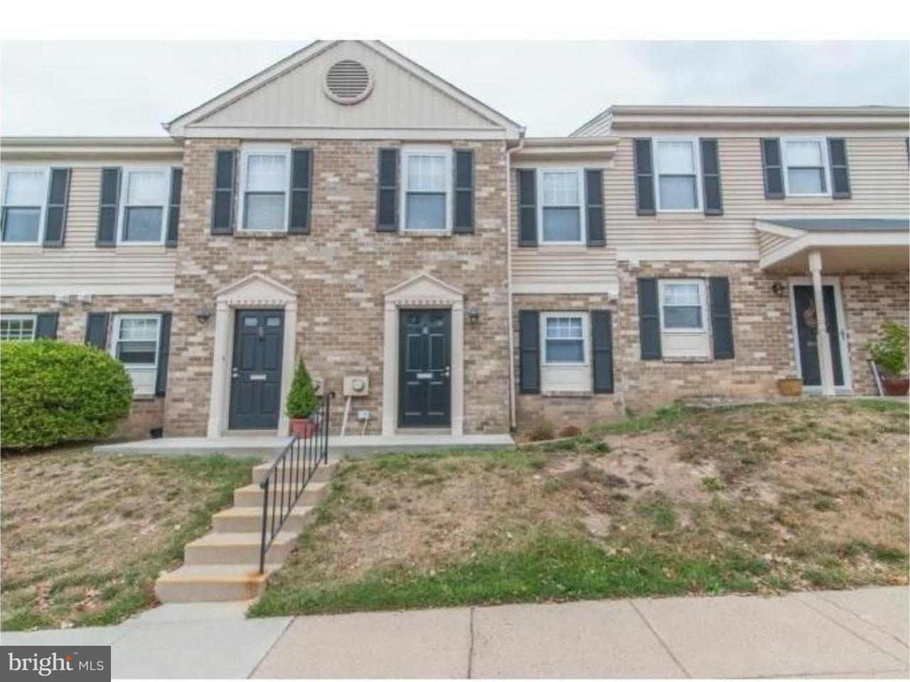 Townhouse for Rent at 4 CROMWELL Drive Blue Bell, Pennsylvania 19422 United States