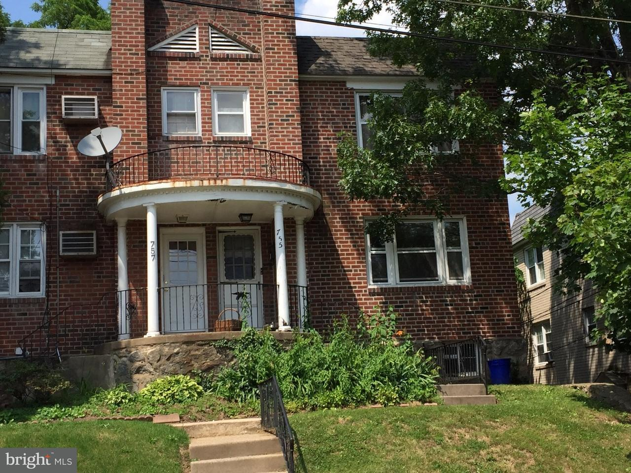 Townhouse for Rent at 755 BURMONT RD #2ND FL Drexel Hill, Pennsylvania 19026 United States
