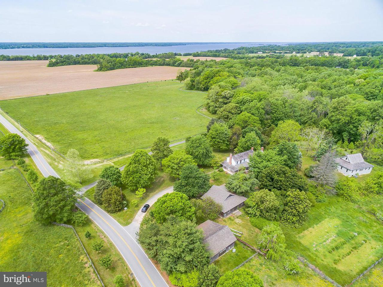 Farm for Sale at 1470 TURNER Road 1470 TURNER Road Lusby, Maryland 20657 United States