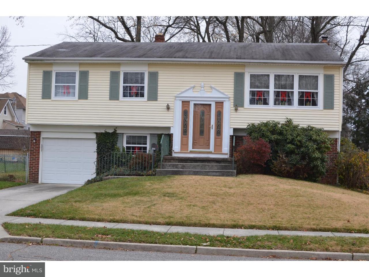 独户住宅 为 销售 在 600 LAWNTON Avenue Woodbury, 新泽西州 08096 美国